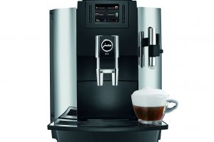 Jura WE8 Cappuccino Front